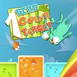 1 Bird 1 Color 1 Target