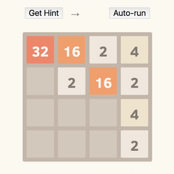 2048 Artificial Intelligence