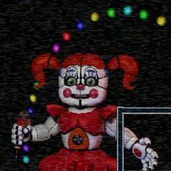 Afton's Nightmare