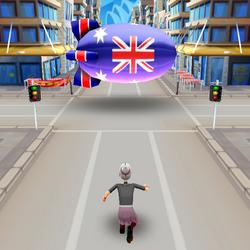 Angry Gran Run: Australia