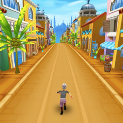 Angry Gran Run: Turkey