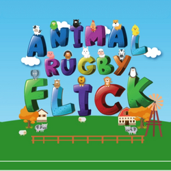 Animal Rugby Flick