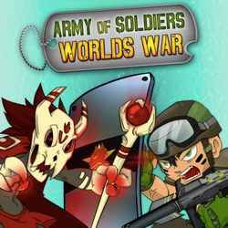 Army Of Soldiers: Worlds War