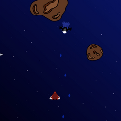 Asteroids Game