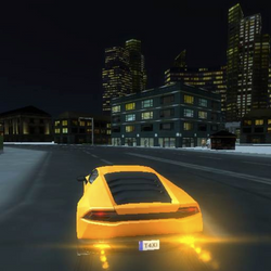 Big City Taxi Simulator 2020
