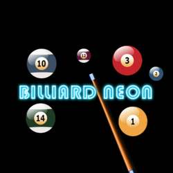 Billiard Neon