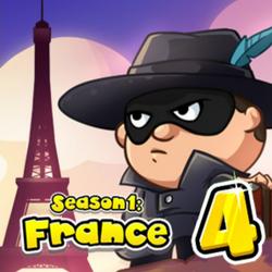 Bob The Robber 4: Season 1 France