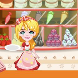 Cake Shop Xmas