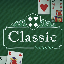 Classic Solitaire Game