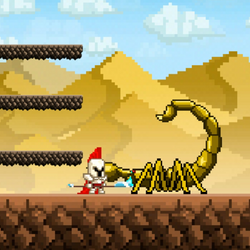 Clicker Knights vs Dragons