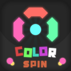 Color Spin Game