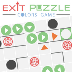 Exit Puzzle: Colors Game
