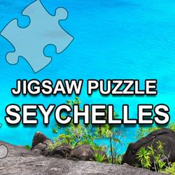 Jigsaw Puzzle: Seychelles