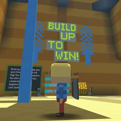 Kogama: Build Up to Win!