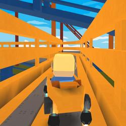Kogama: Roller Coaster World