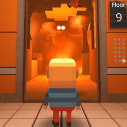 Kogama: The elevator