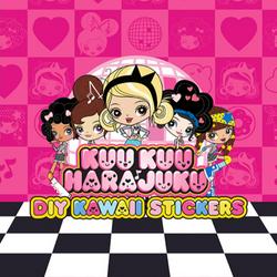 Kuu Kuu Harajuku: DIY Kawaii Stickers