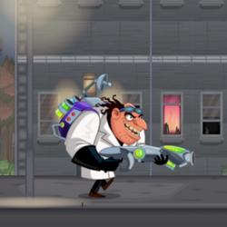 Mad Scientist Run