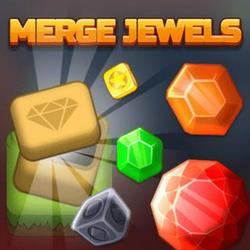 Merge Jewels Game