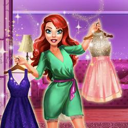 Mermaid Princess Fashion Day