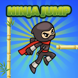 Ninja Jump Game