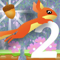 Nut Rush 2 - Summer Sprint