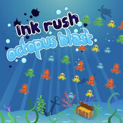 Octopus Blast: Ink Rush