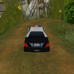 Offroad Police Cargo Transport