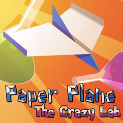 Paper Plane: The Crazy Lab