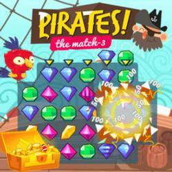 Pirates! The Match 3