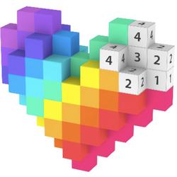 Pixel Art 3D