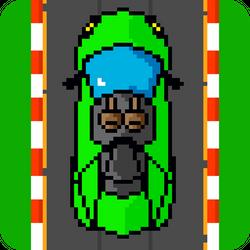Pixel Traffic Racer