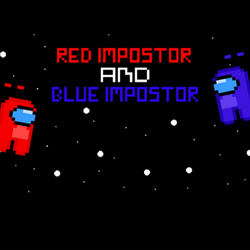 Red Impostor and Blue Impostor