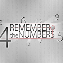 Remember the Numbers