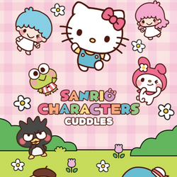 Sanrio Characters Cuddles