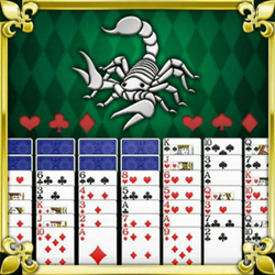 Scorpion Solitaire Game