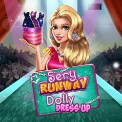 Sery Runway Dolly Dress Up