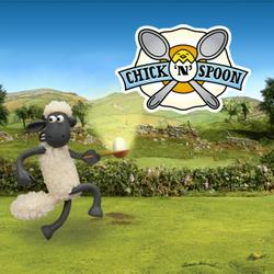 Shaun the Sheep: Chick'n'Spoon