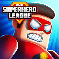 SuperHero League Online