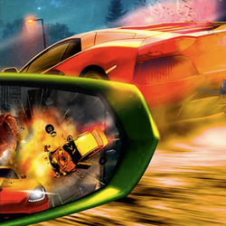 Traffic Car Racing Game
