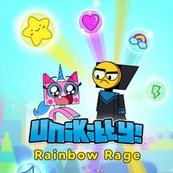 Unikitty: Rainbow Rage