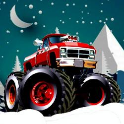 Winter Monster Trucks
