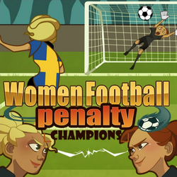 Women Football Penalty Champions