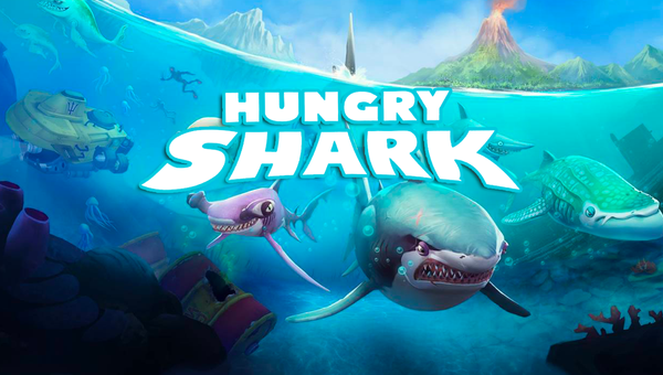 Hungry Shark | ?️ Play Hungry Shark Online On GamePix